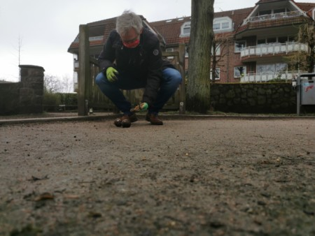 Buchholz räumt auf - Boule