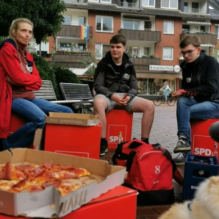 Svenja Pizza